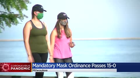 Milwaukee Common Council passes mandatory mask mandate -- here's...